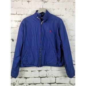 VINTAGE POLO RALPH LAUREN Zip Front Fleece Jacket